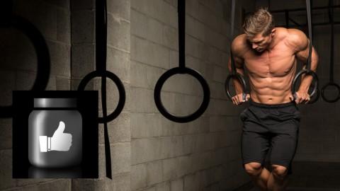 5 geriausi maisto papildai CrossFit treniruotėms